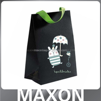 Packing bag fashionable foldable grocery shopping bag for shopping