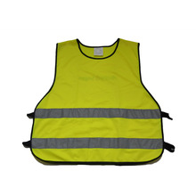 Easy Wearing Reflective Vest Elastic Band Both Side