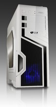 Mid Tower gaming ATX PC case with card reader