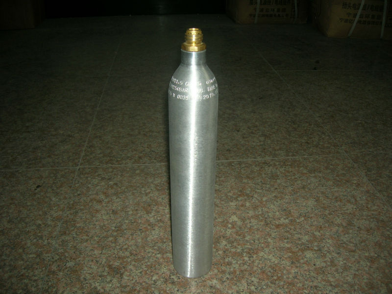 refillable gas cylinders for soda machine