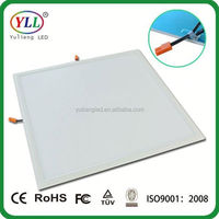 Commercial lighting 0-10V dimmable publicity led panel light