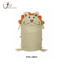 Exported good quality pop up laundry hamper foldable