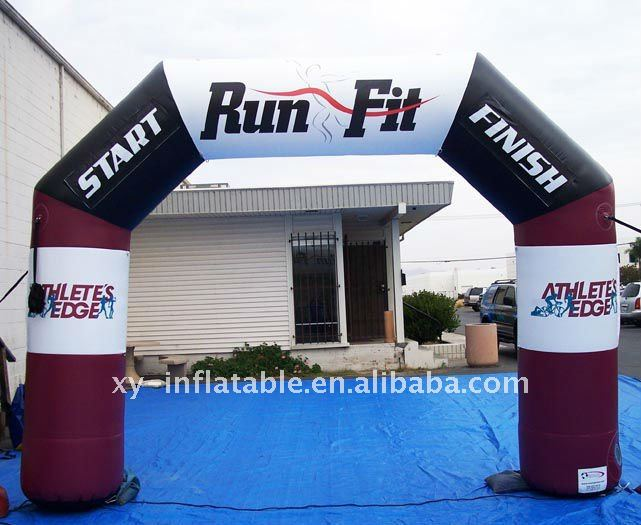 Customized best inflatable event arch pvc inflatable arch
