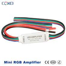 Small LED RGB Amplifier