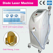 permanent hair removal / skin rejuvenation 808nm/810nm 200mw green laser diode module