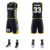 Athlete cheap sublimation basketball uniforms custom basketball jersey