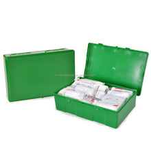 Standard Euro auto first aid case kit for car automobiles