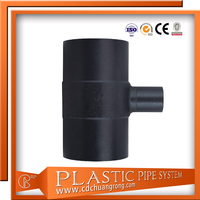 Offer Tube Turn Pipe Fittings(reducing tee)