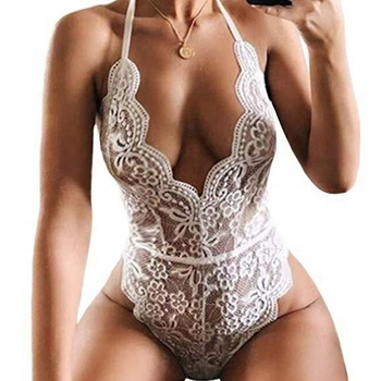 SFY801 women sexy transparent bodysuit sexy