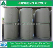 Slitted Paper Board rolls for paper tube and Paper Core