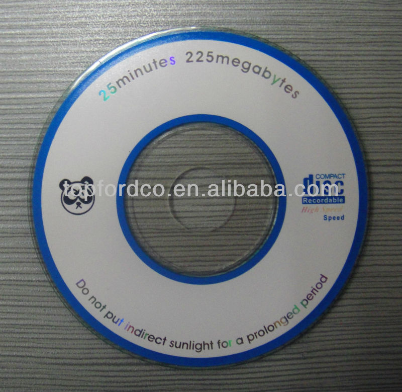 Mini CD Replication in Bulk Direct Factory Supply