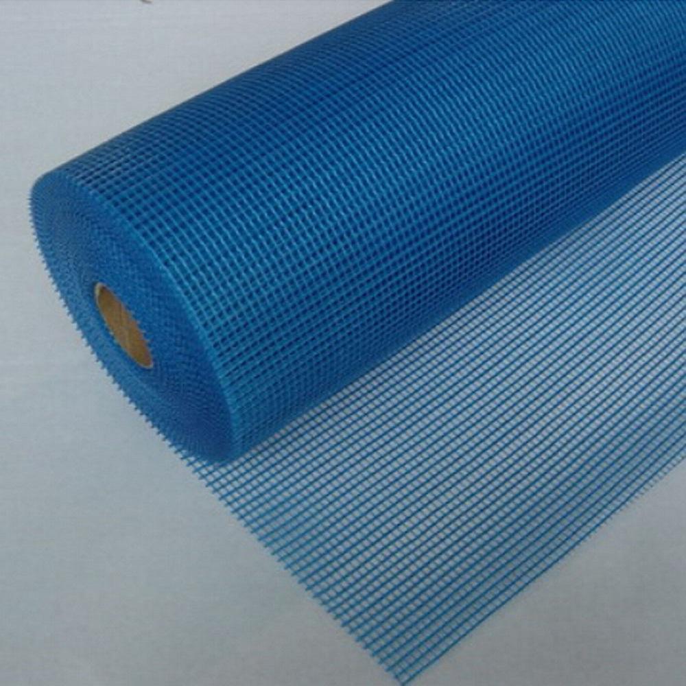 Malla de fibra de vidrio para la construcci n resistente a for Malla de construccion