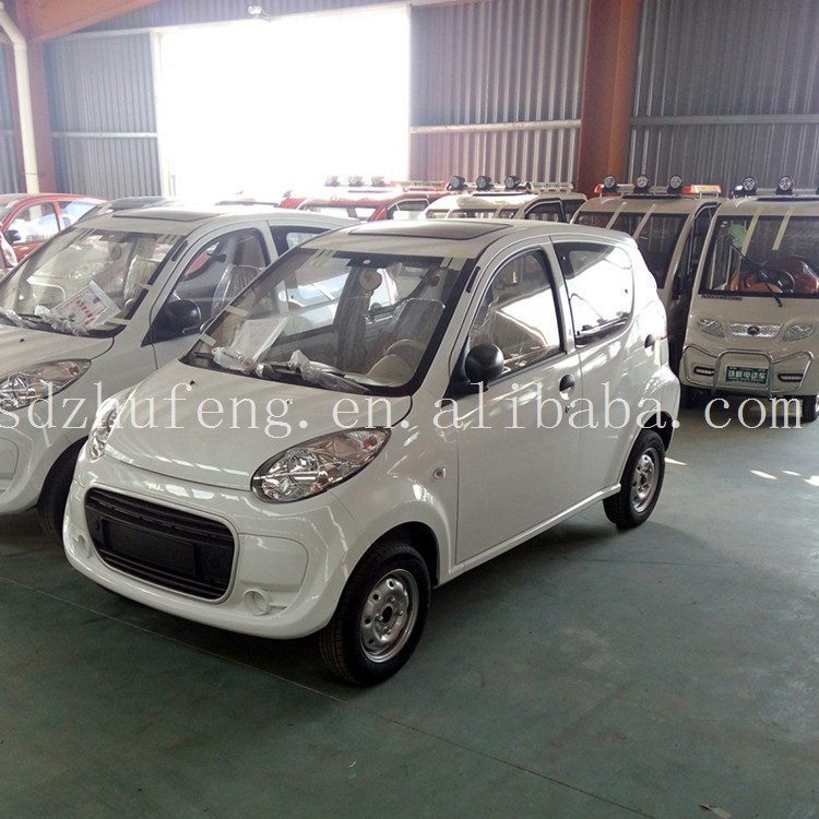 New china suv 4 passenger smart 48v car