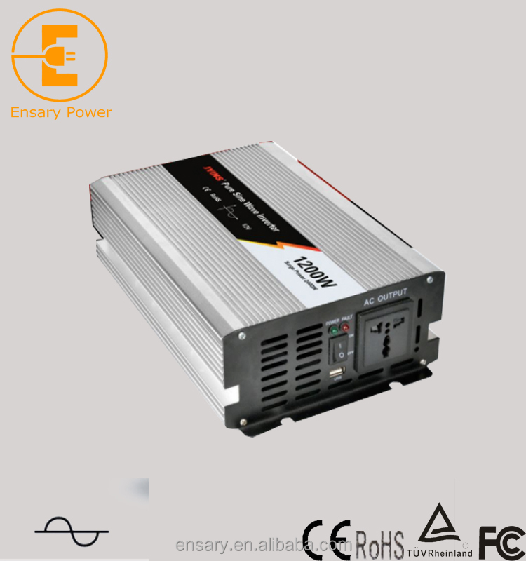 power inverter dc 12v ac 220v 5000w 10000w pure sine wave