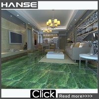 HS616GN hanse high quality bright color green tile