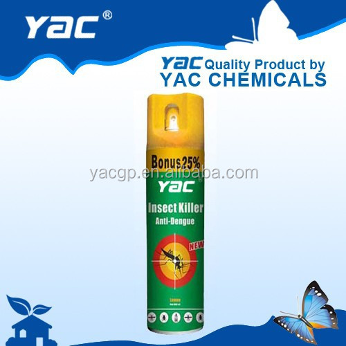 aerosol insecticide/ lemon household pesticide spray/anti mosquito spray