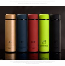 Amazon hotsale private lable 500ml custom steel sport waterbottle bpa free