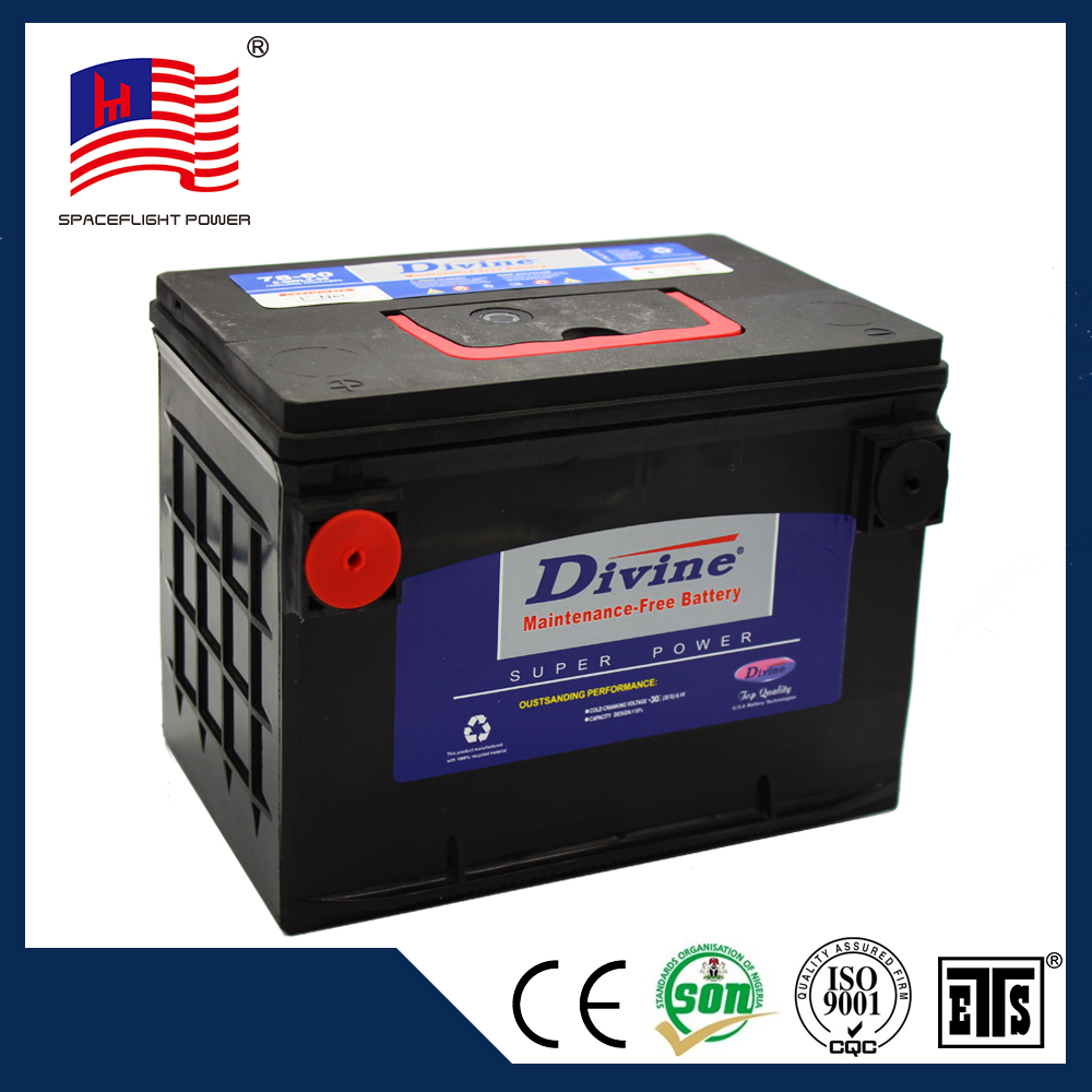 Long Cycle Life Divine Car Battery 60ah Best Price - Buy