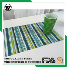 China Wholesale High Quality Kids Plastic Place Mat