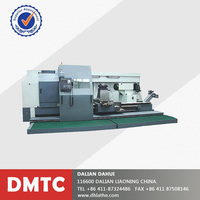 CKA61100A Heavy-duty Flat Bed CNC Lathe Machine with CE