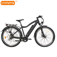 EN15194 Full Suspension MTB Bike Frame 27.5 Cheap Price New China Mountain Electric Bicycle 2018
