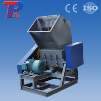 Hot-sale film crusher/pipe shredder/waste cardboard crusher