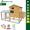 wooden super large chicken coop