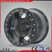 Black Color Factor Price Top Quality Aluminum Vs Alloy Wheels