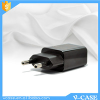 High quality single usb power 5v 2a UK plug wall mount usb charger for samsung