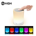 High quality speakrer with LED light wholesale price wireless portable mini speaker
