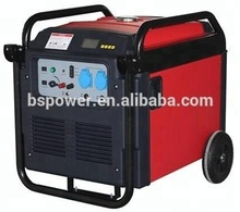 Rated power 5KW duel fuels LPG gasoline generator