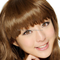 GEO Twins Brown YH-304 Color Contact Lenses (Korean Authentic Lenses with anit-fake stickers)