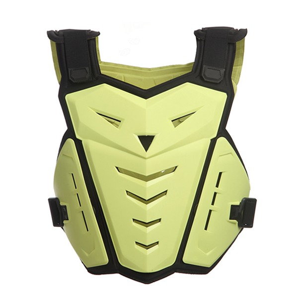 Motorcycle riding jacket body protector armour motorcycle chest protector