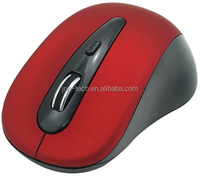 Colored Portable Laptop Wireless USB Mouse