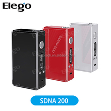 100% Original SMY SDNA 200 Box Mod EVOLV DNA 200 Chip in stock with factory price wholesale