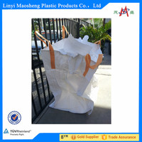 100% raw material 1000kg bulk bag jumbo big bag polypropylene big jumbo bags