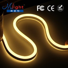 mini 12V SMD2835 120/led outdoor indoor decoration waterproof customize LED Neon Flex Flex LED neon rope light