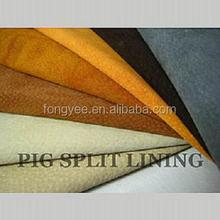 Leather for Pig skin Genuine Leather