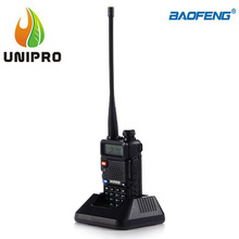 2017 Original Baofeng UV 5R uv-5r Portable Dual band VHF UHF two way radio 136-174/400-520 ham cb radio Walkie Talkie