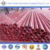 epoxy coated fire pipe/fire fighting steel pipe