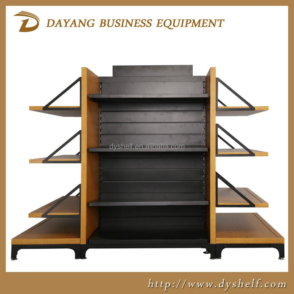2016 hot sale multifunction design wooden display rack. Black Bedroom Furniture Sets. Home Design Ideas