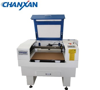 Chanxan Laser hand wood laser engraving cutting machine for paper craft