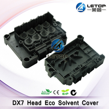 Hot sales!! Letop Dx7 printhead cover for inkjet printer with Dx7 eco solvent printhead