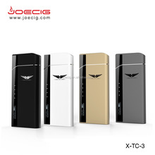 Fashion patent!!! top quality PCC kit charge reuseful E cigarette ecigs from Joecig