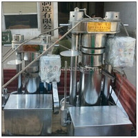 Top quality and easy operation walnut oil press machine with low price