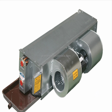 high wall mounted chilled water fan coil units