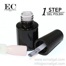 One Step Gel Polish Soak Off Gel Polish 3 Minutes Completely Removed
