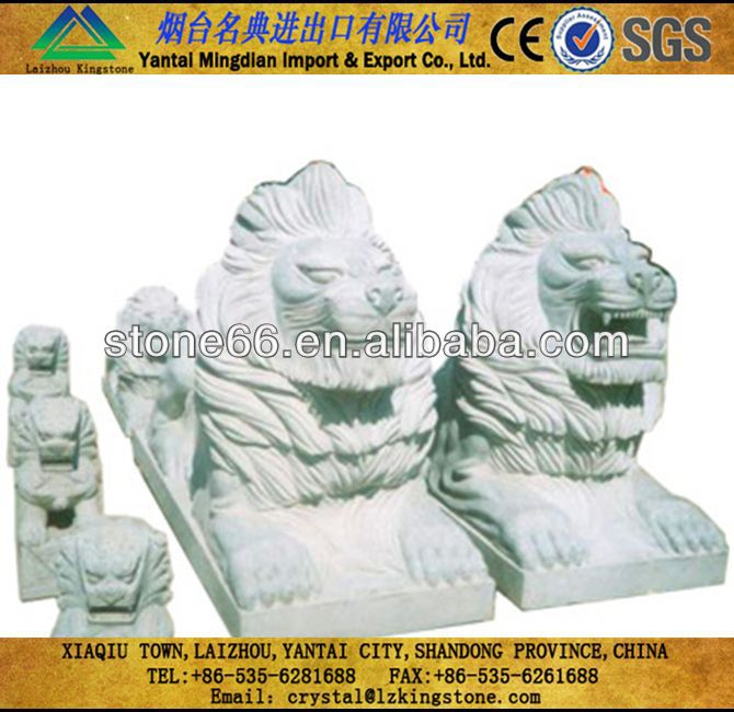 Technology natural stone four seasons marble statues