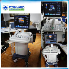 Portable 4D Color Doppler Ultrasound / High Quality Vascular Ultrasound Machine Price