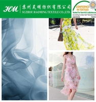 polyester georgette chiffon fabric